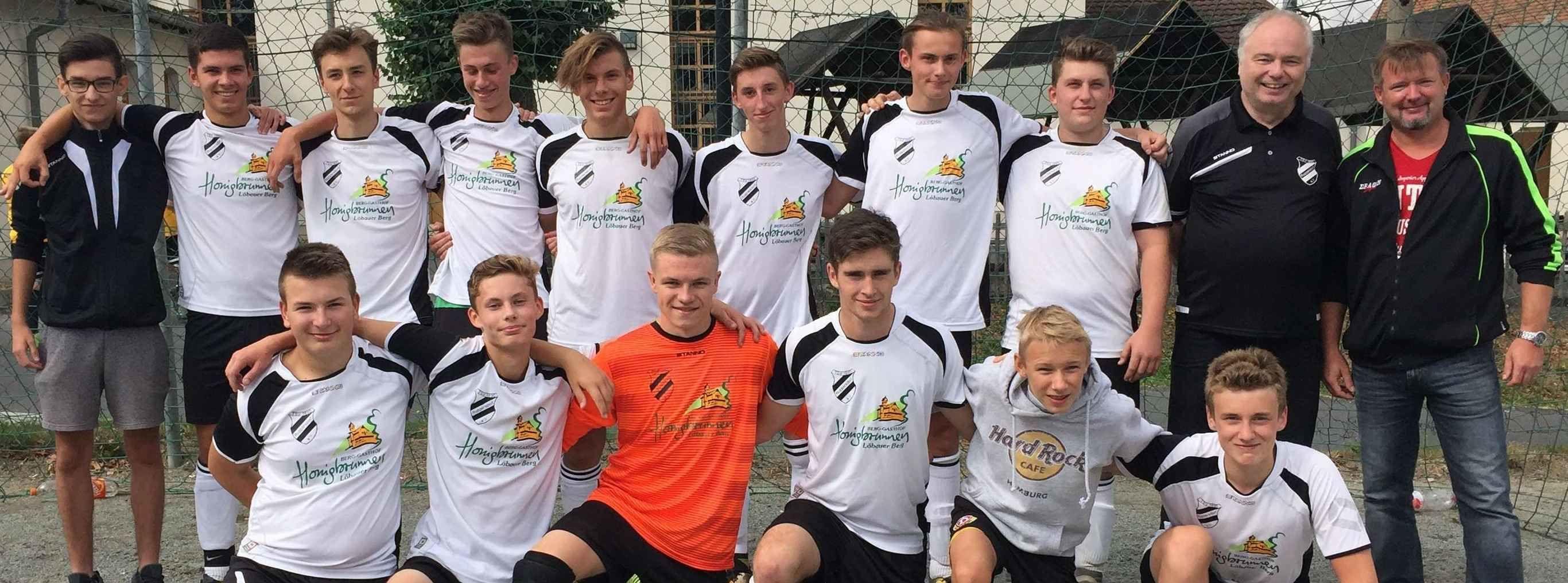 A-Junioren-SpG TSV 1890 Ruppersdorf/SG Leutersdorf/SG Blau-Weiß Obercunnersdorf, Spielzeit 2018/19