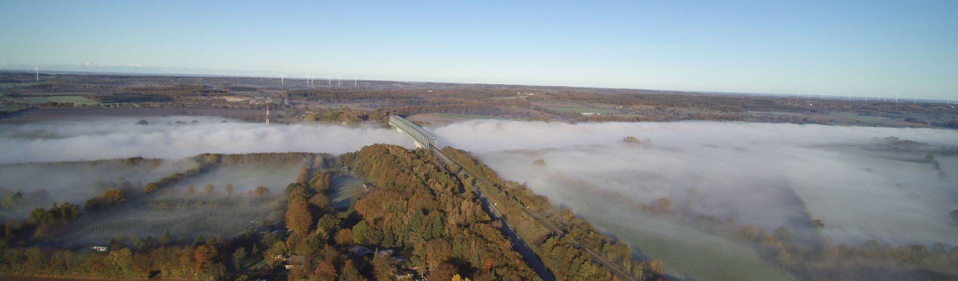 NOK im Nebel