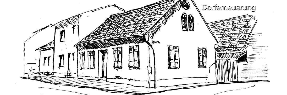 Zeichnung von Artur Marx