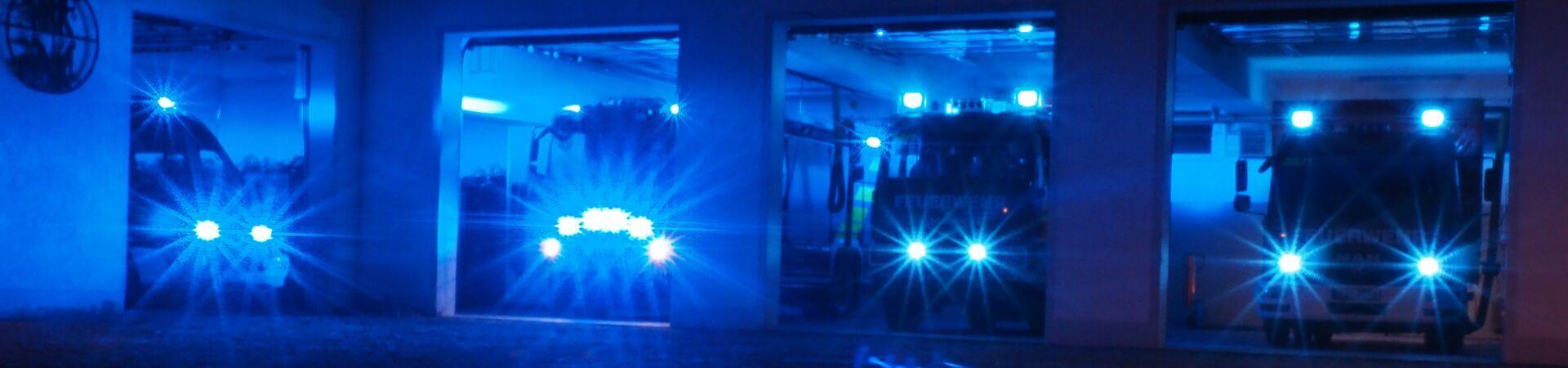 Blaulichtchallenge