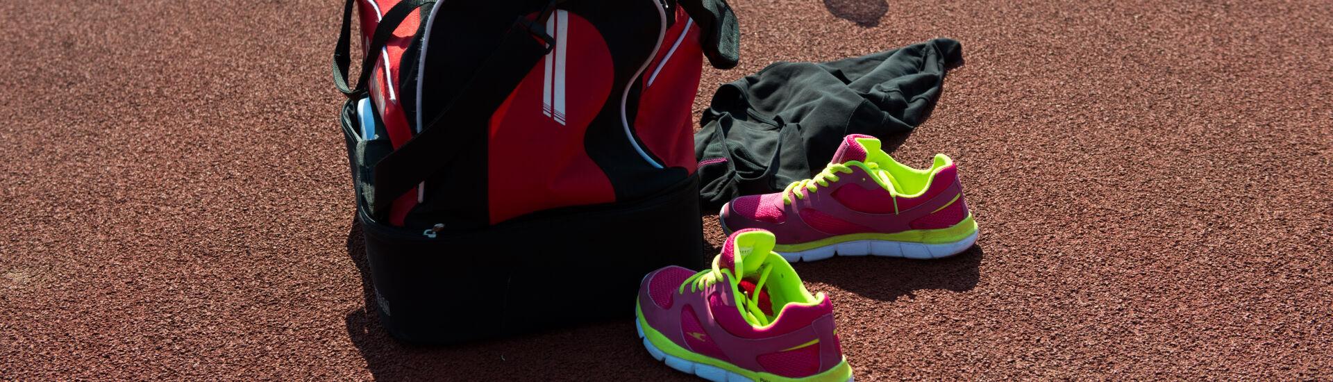 Rucksack Schuhe