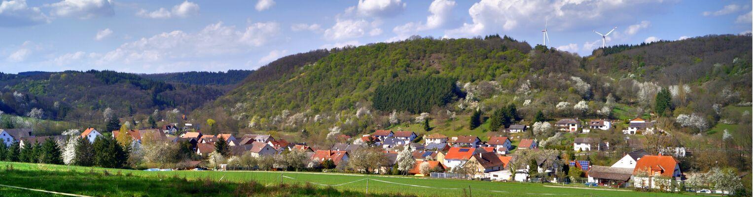 Langweiler - Nord Blick
