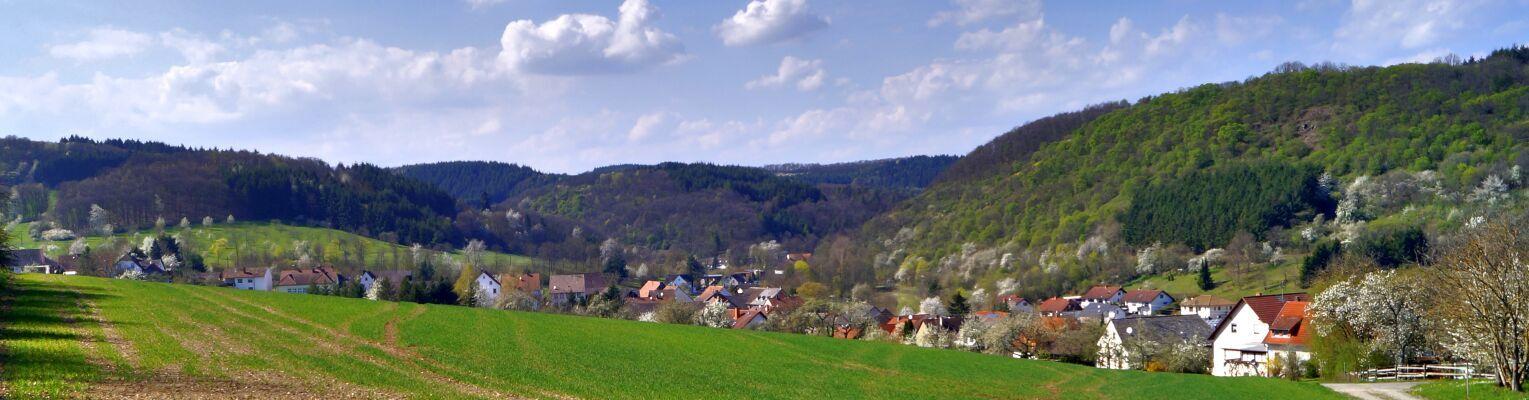Langweiler - Nord West Blick