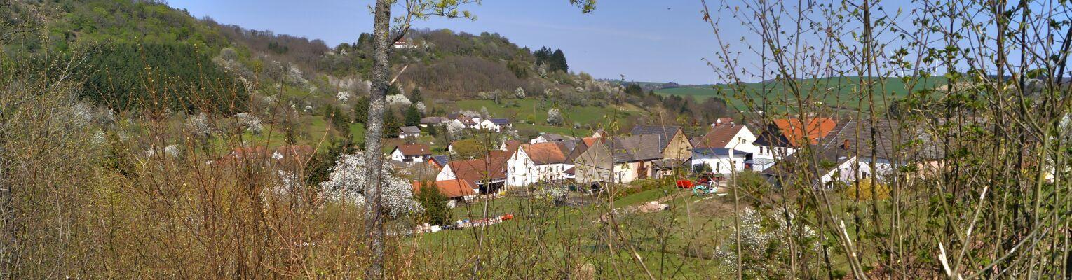 Langweiler - Ost Blick