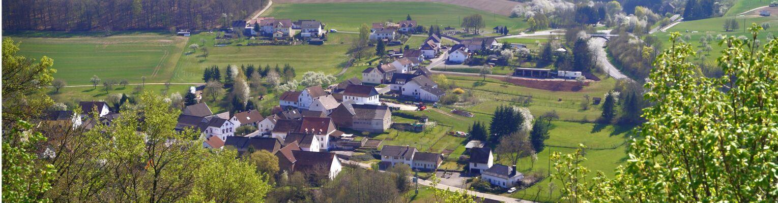 Langweiler - Sued Blick