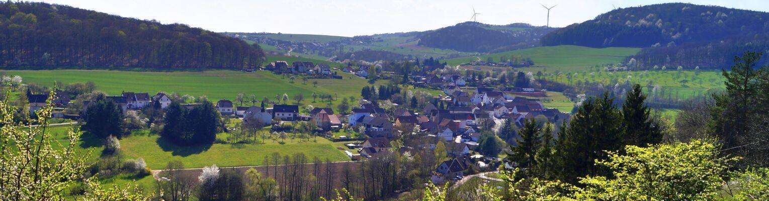Langweiler - West Blick