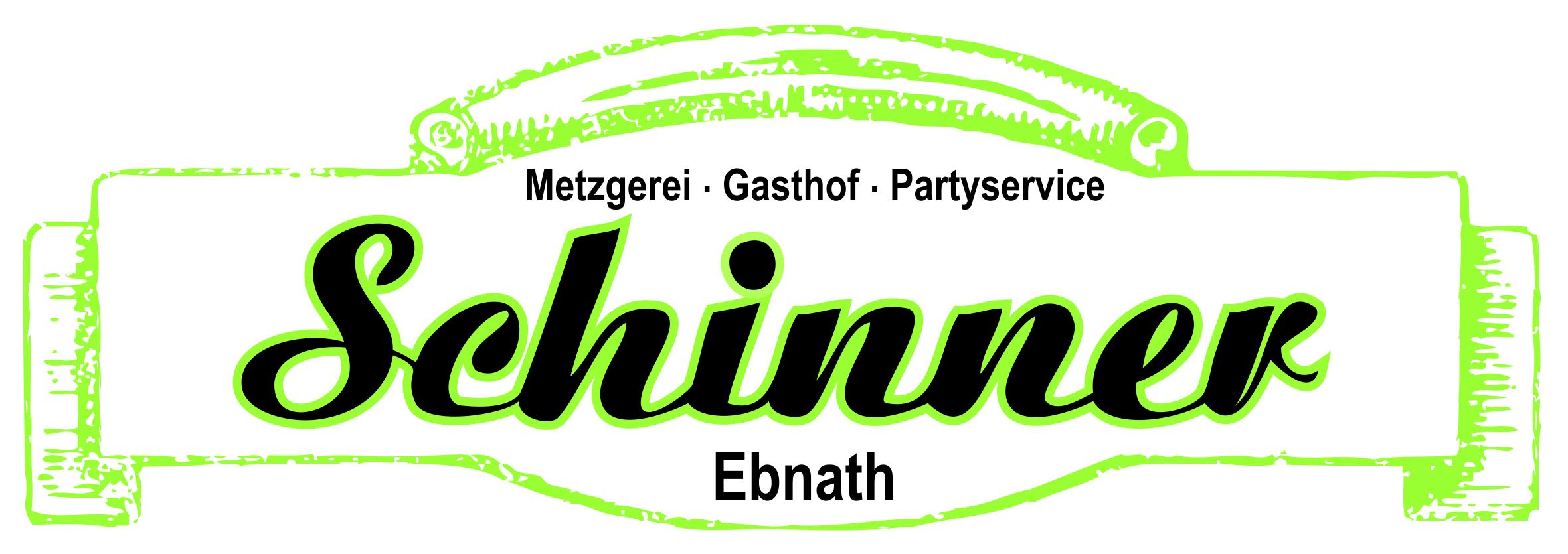 Gaststätte-Metzgerei-Partyservice Schinner