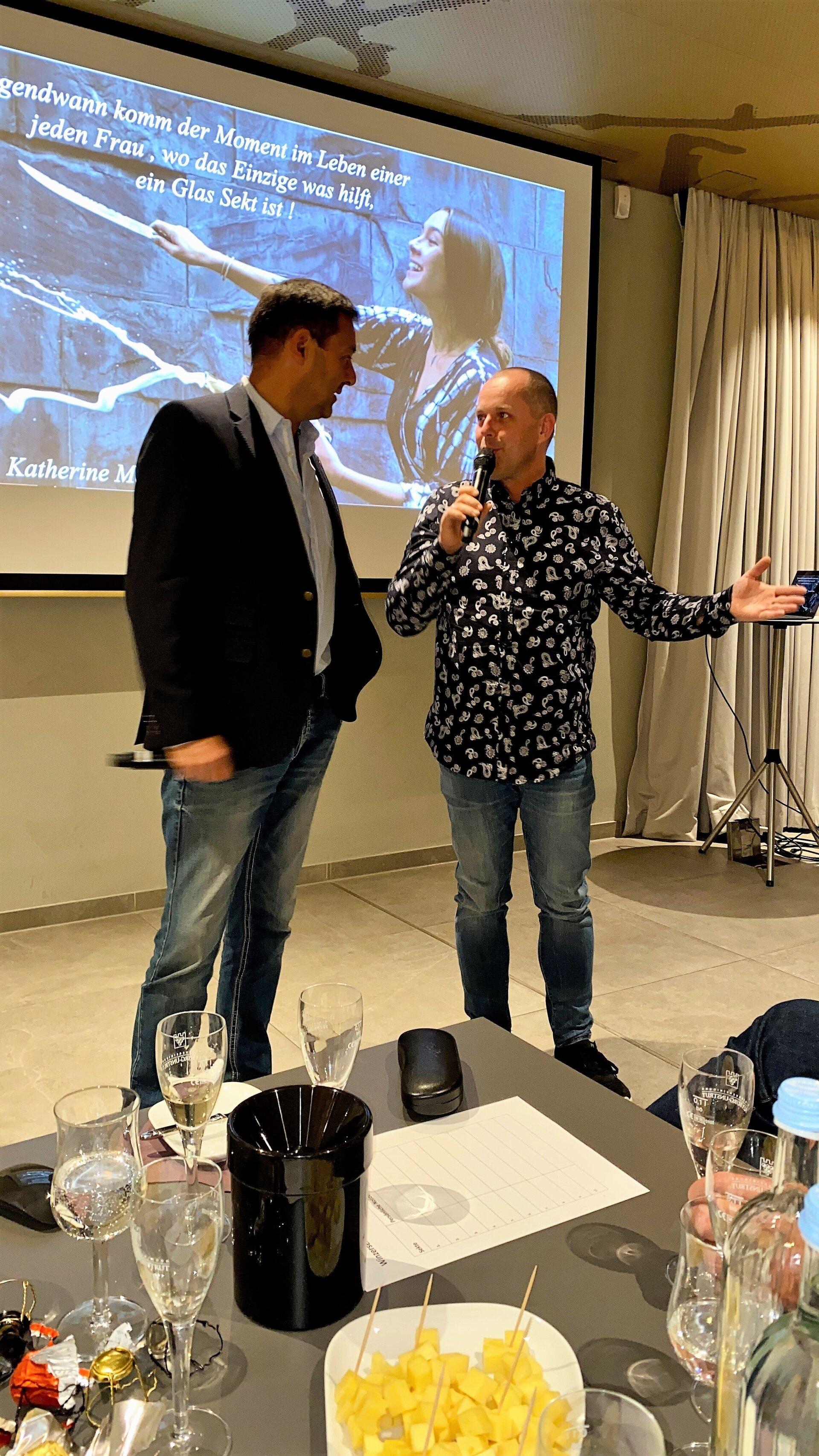 Frank Thieme + Hans Albrecht Zieger