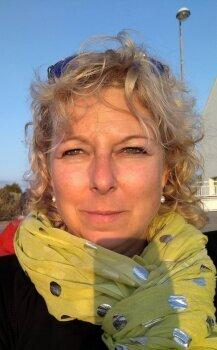 Konrektorin Marie-Christine Hanganu