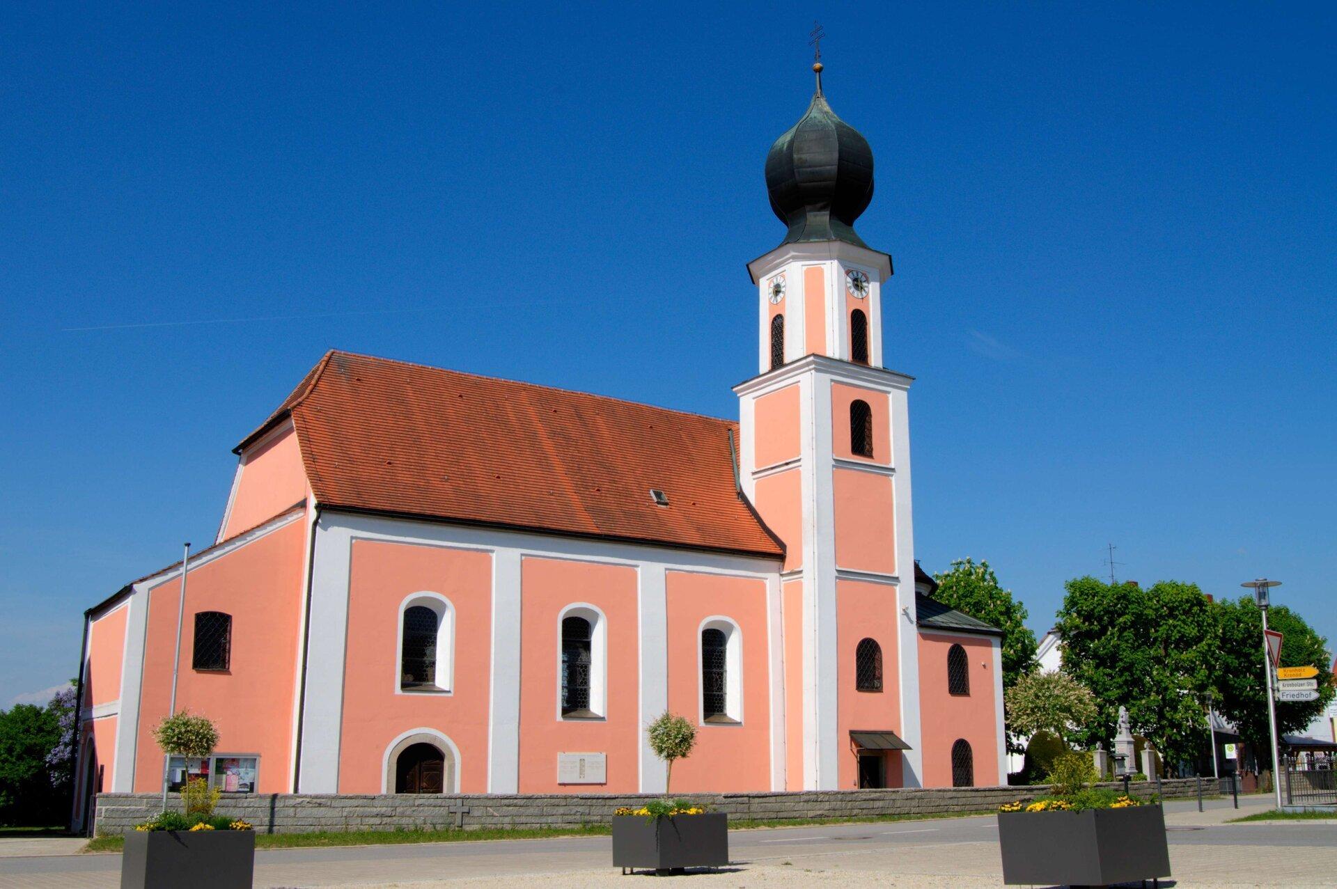Rainding Kirche