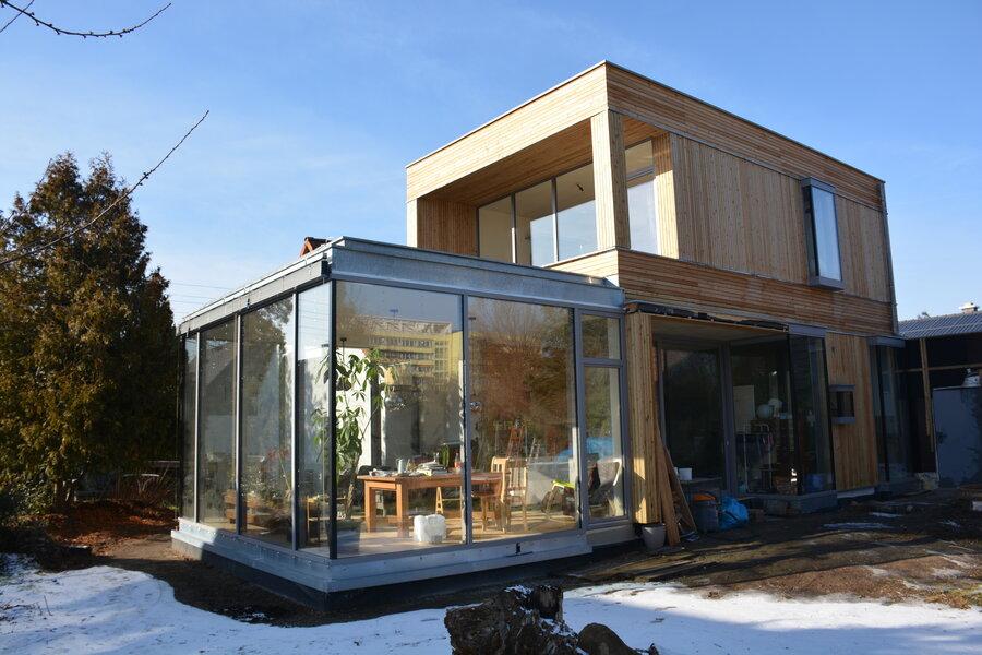 Glasbau - Wintergarten