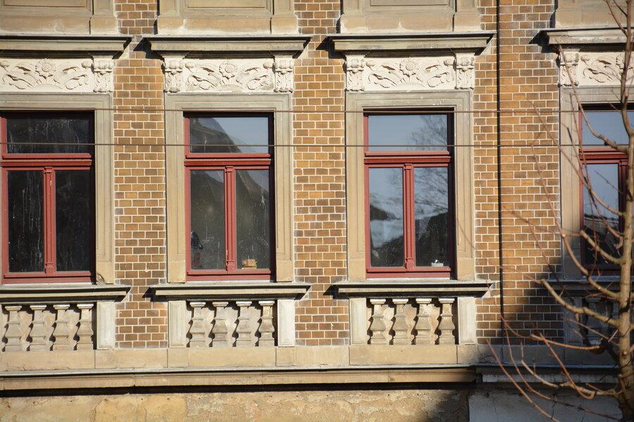 Aufarbeitung historischer Fenster - Denkmal