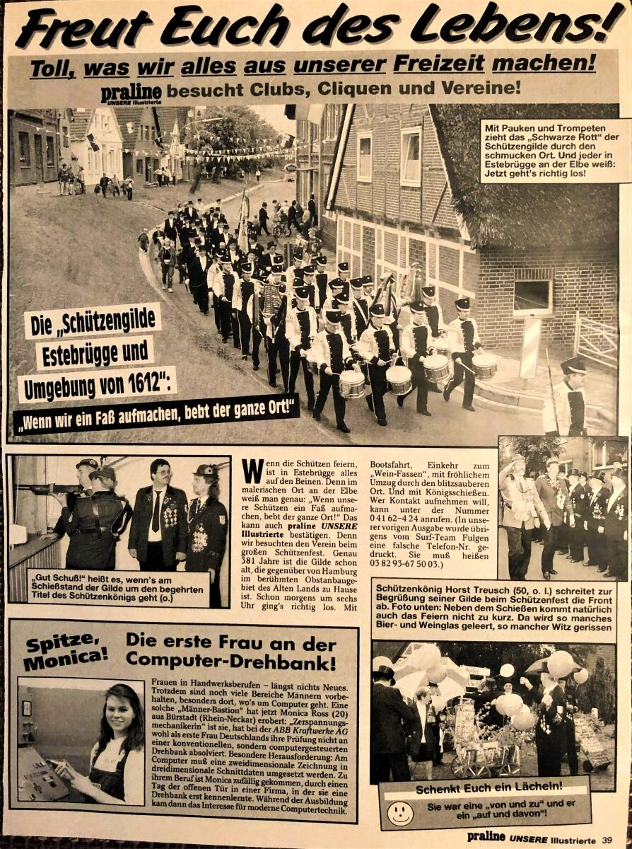 1994-Schützenfest der Estebrügger Gilde
