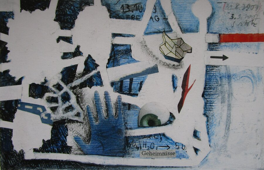 Geheimnisse - 2007 - Nr. 90
