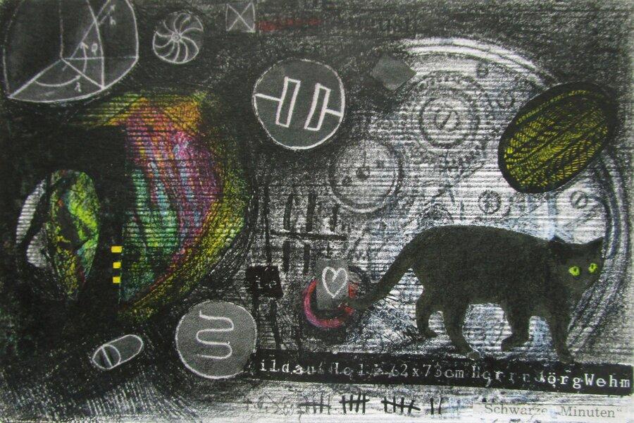 Schwarze Minuten - 2007 - Nr. 91