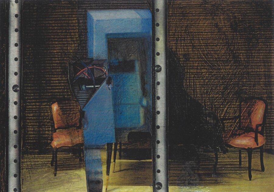 Zimmer - 10,5 x 14,8 cm, 2016
