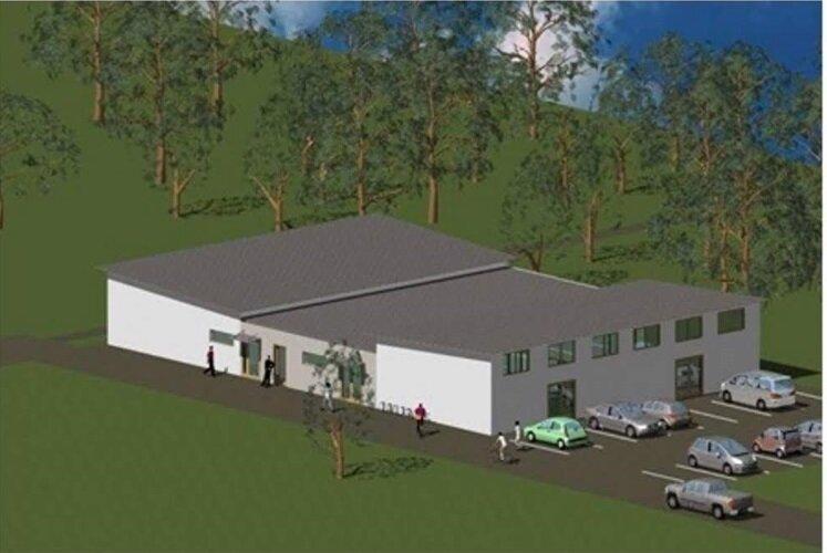 2015 bis 2018-Neubau Erstellung