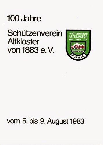 1983-Jubiläum100 Jahre