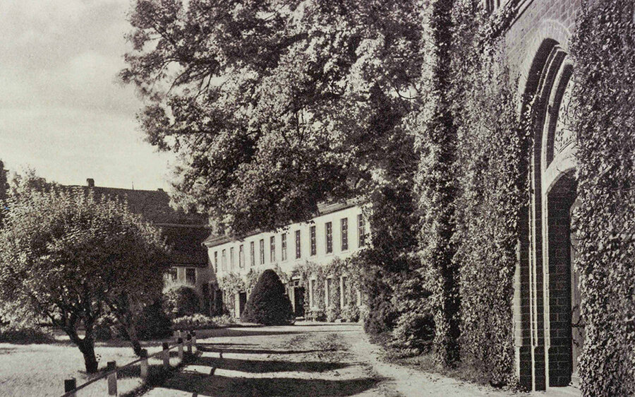 Haus der Domina, Kloster Malchow