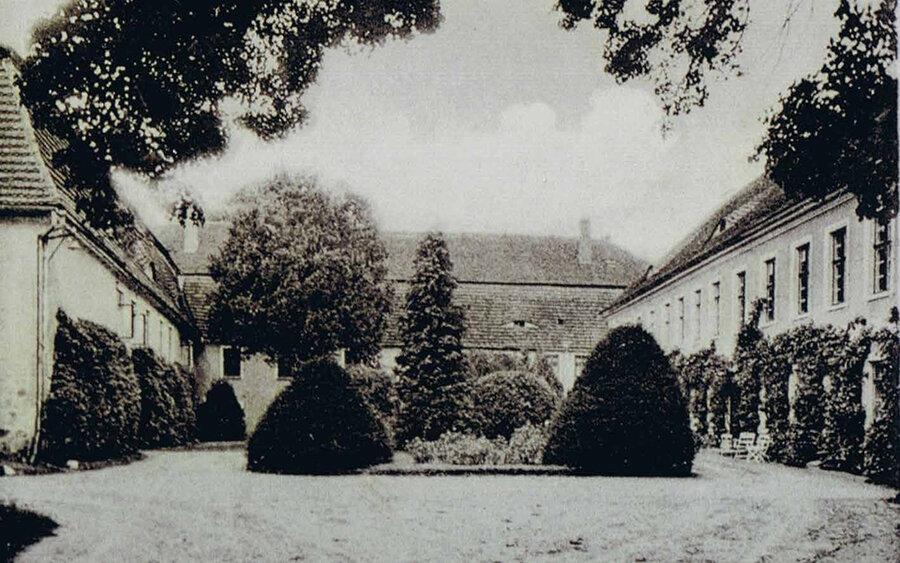 Refektorium und Schlafhaus, Kloster Malchow