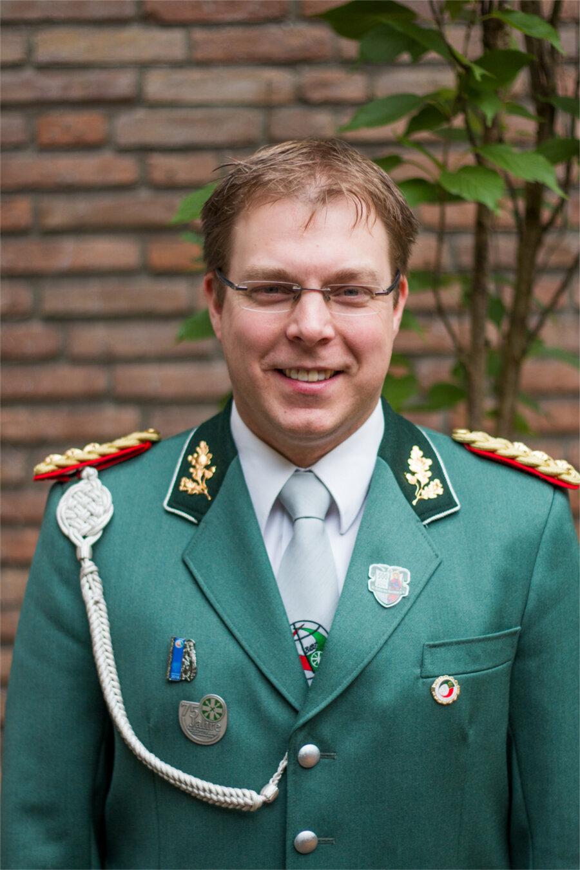 Diözesanjungschützenmeister Andre Heinze