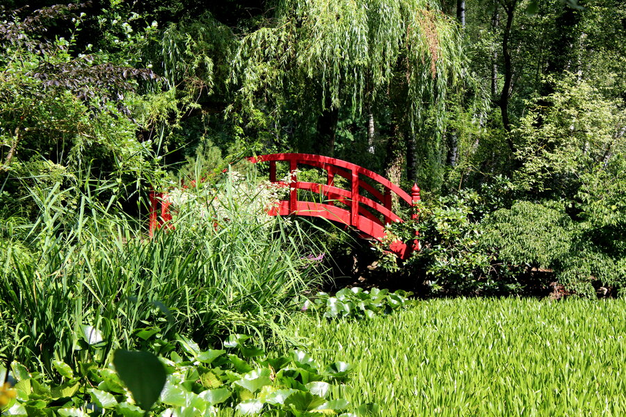 Schlosspark Dennenlohe