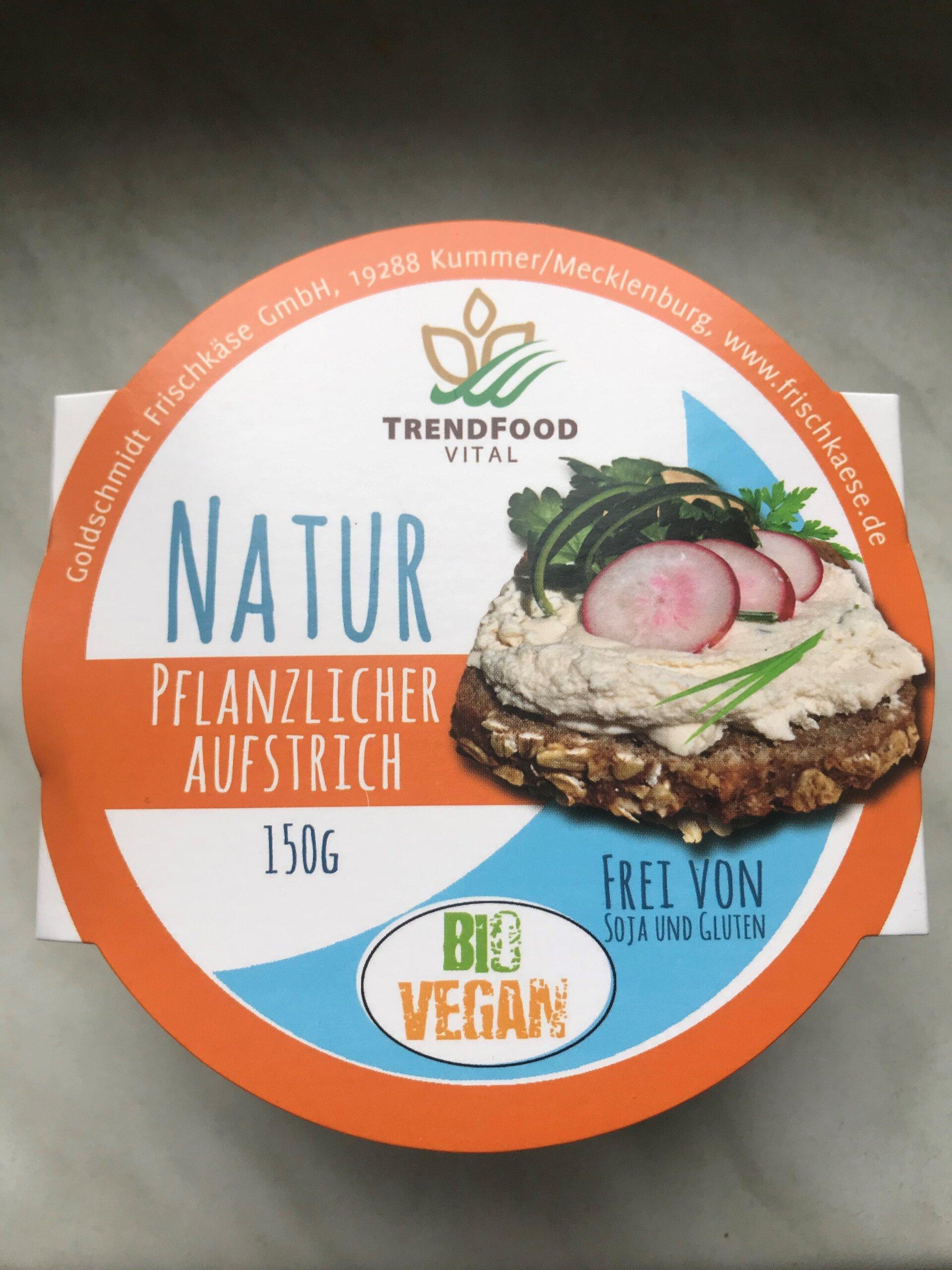 Vegan Frischkäse