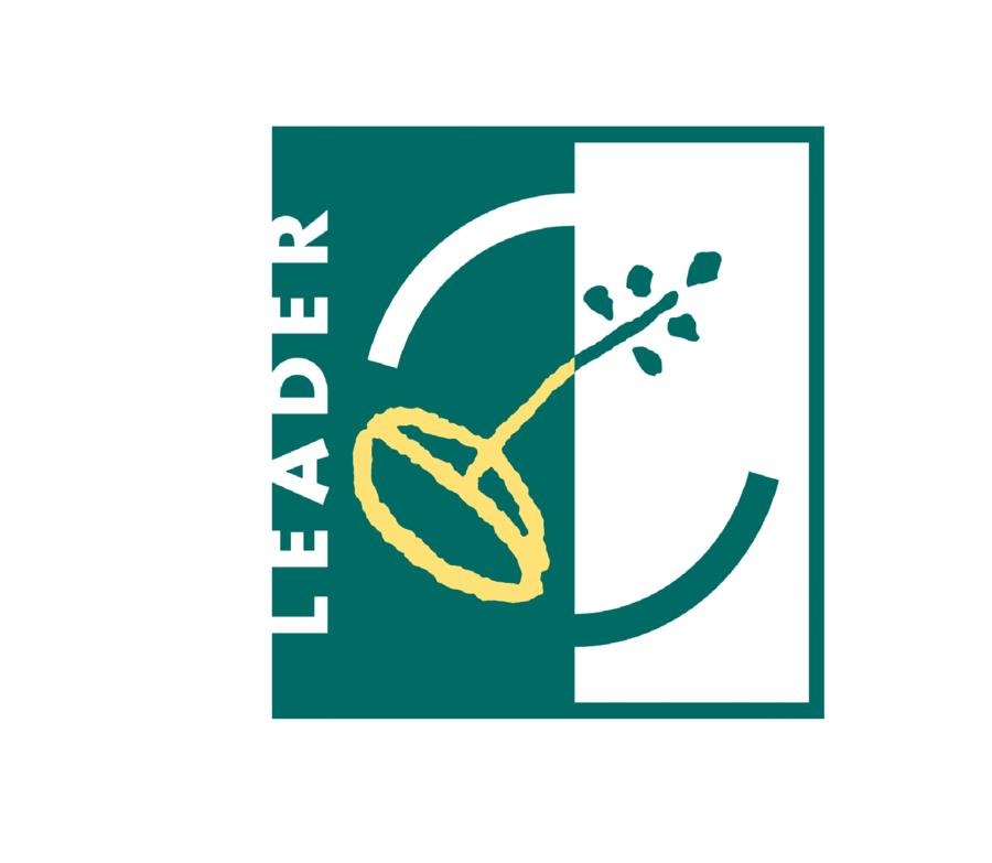 Logo des Förderprogramms LEADER