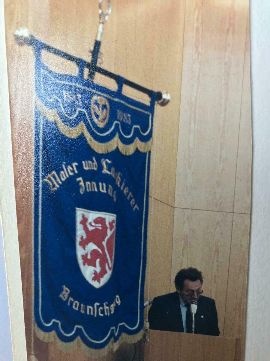 Wappen der Maler und Lackierer Innung Braunschweig