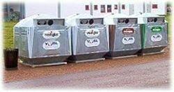 Wertstoffcontainer