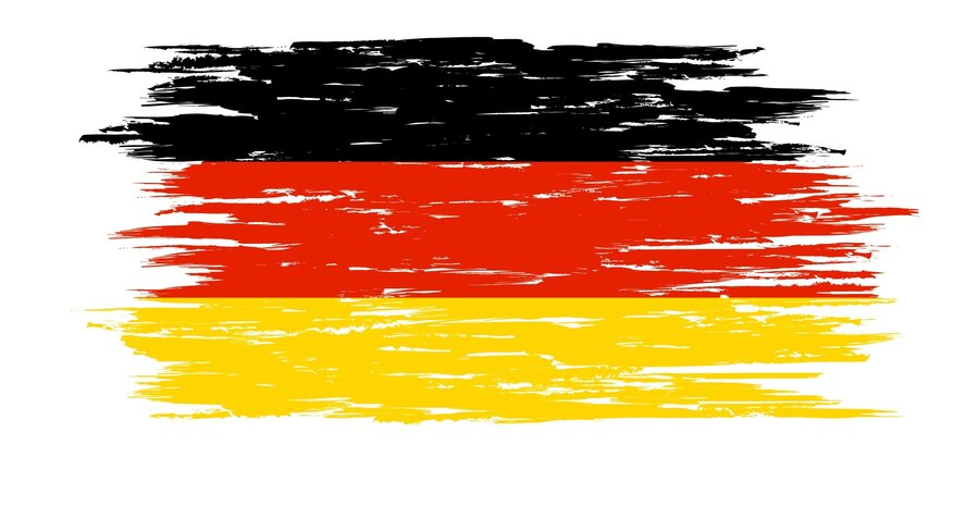 Bildrechte: https://www.freepik.com/free-vector/brush-stroke-flag-germany_2465241.htm