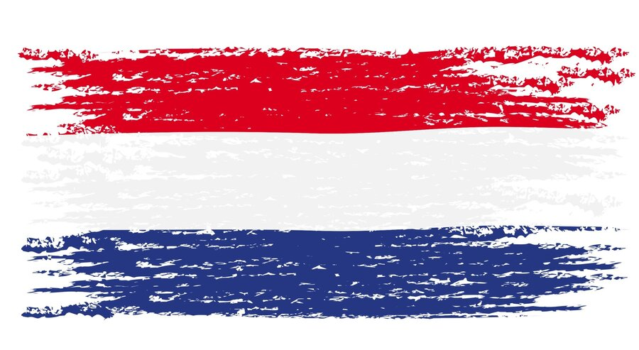 Bildrechte: https://www.freepik.com/free-vector/netherland-flag-different-designs-illustration_1148528.htm