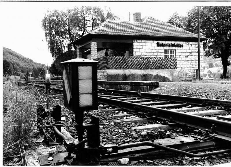 Bahnhof Unterleinleiter