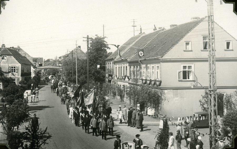 Umzug zur 700-Jahrfeier 1933