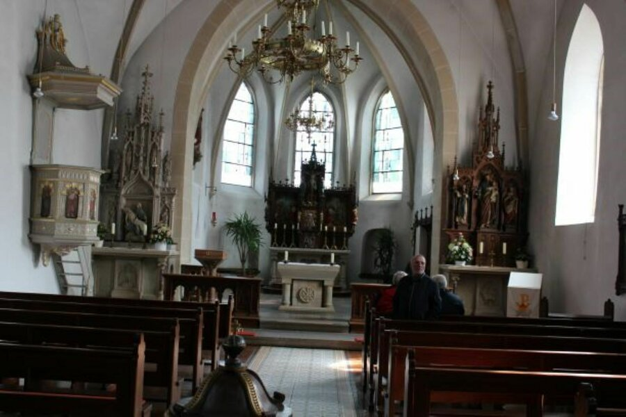 Kirche in Bockhorn