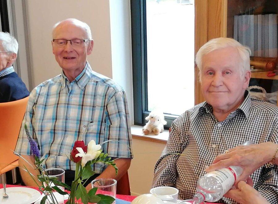 Egon Rittscher und Hans Wlhelm Kaland