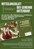 Mitteilungsblatt der Gemeinde Rottendorf
