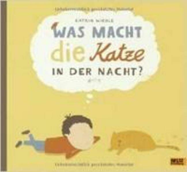 """Das besondere Bilderbuch: """"Was macht die Katze in der Nacht?"""""""
