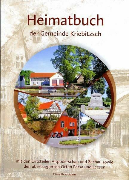 Heimatbuch der Gemeinde Kriebitzsch
