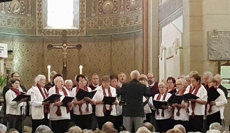 Männerchor Liederkranz Förderstedt und Frauenchor Sonora Brumby