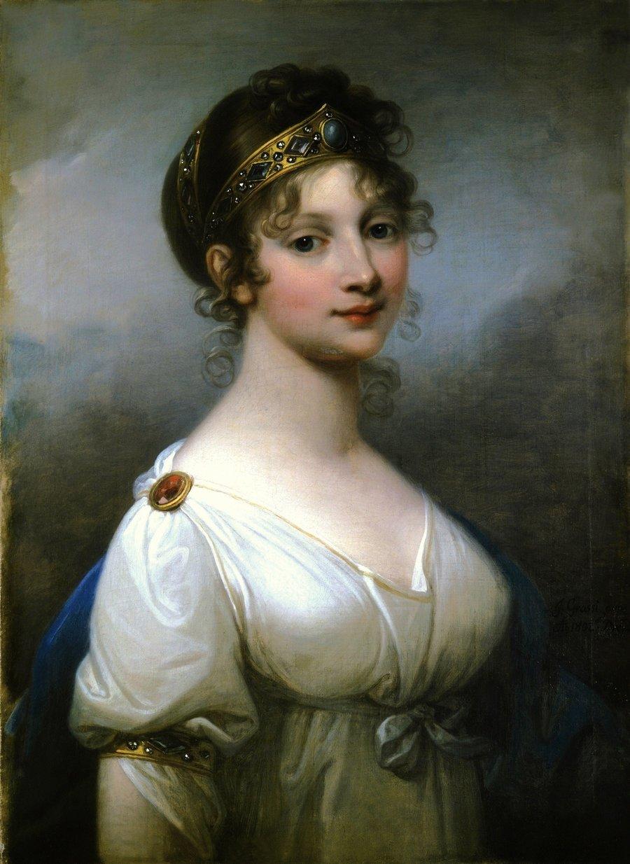 Josef Mathias Grassi: Luise von Mecklenburg-Strelitz
