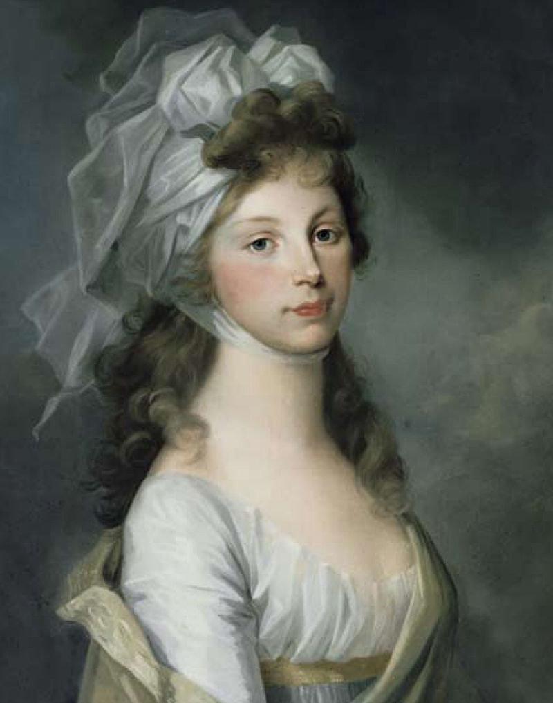 Henriette-Felicité Tassaert: Luise 1797