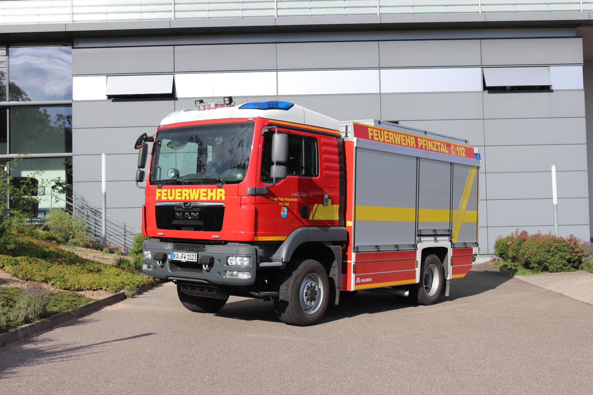 Tanklöschfahrzeug 3000 (TLF 3000)