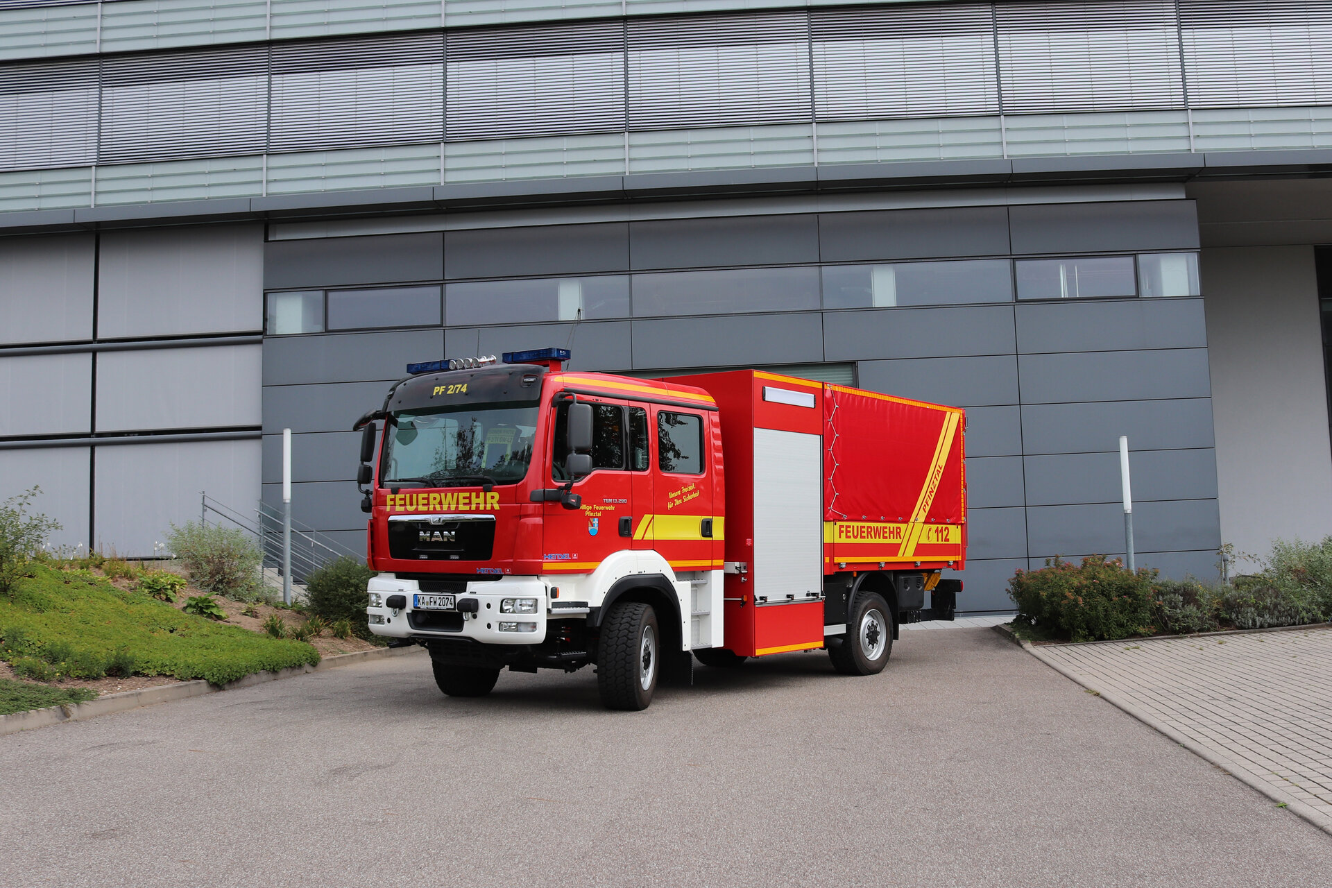 Gerätewagen-Logistik 2 (GW-L2)