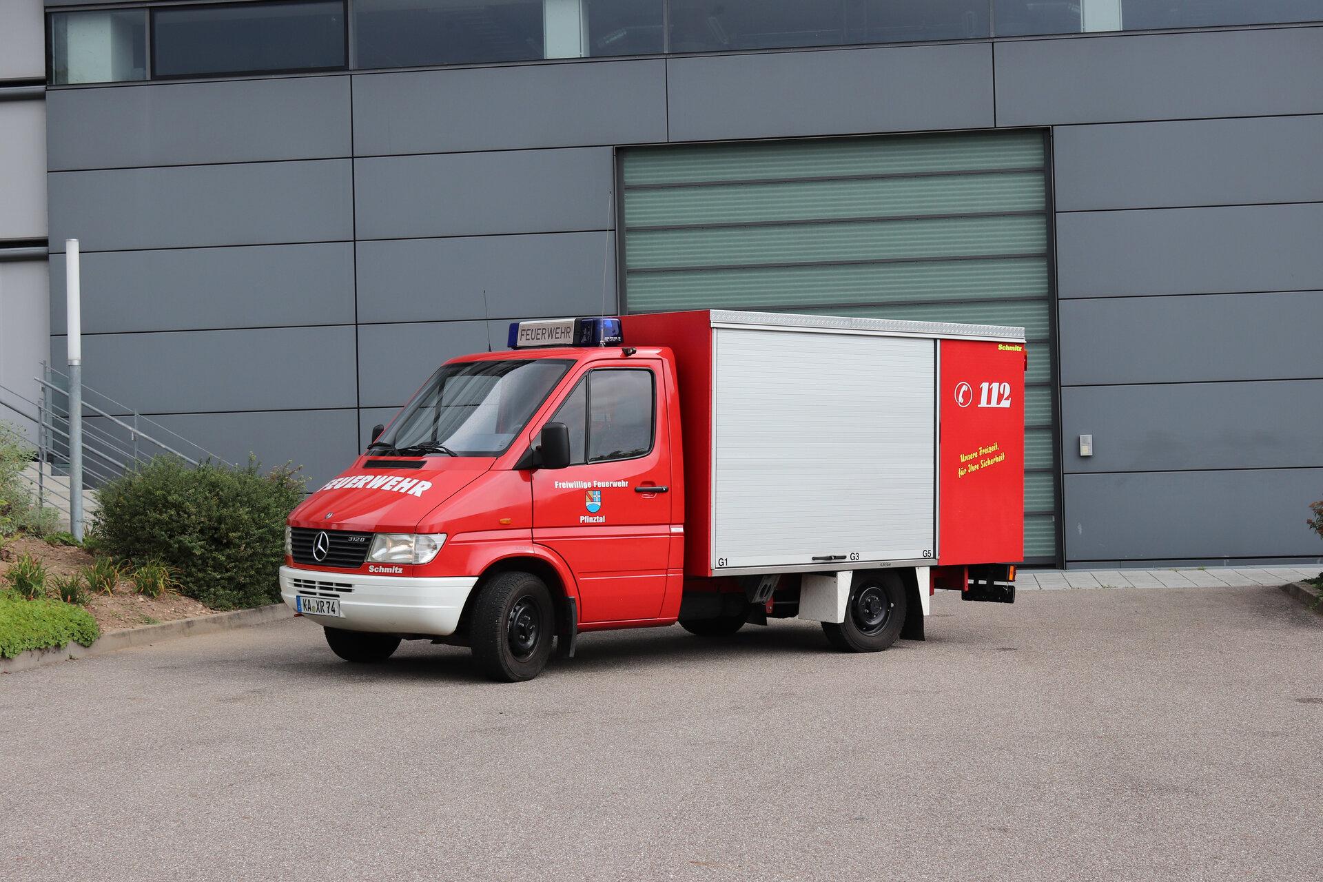 Gerätewagen-Atemschutz (GW-A)
