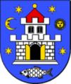 Wappen der Stadt Bolków