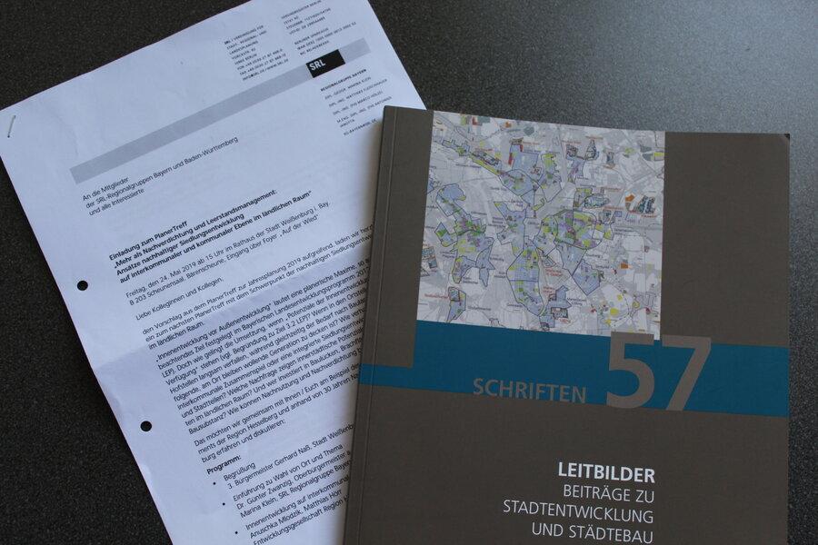 Einladung zum PlanerTreff