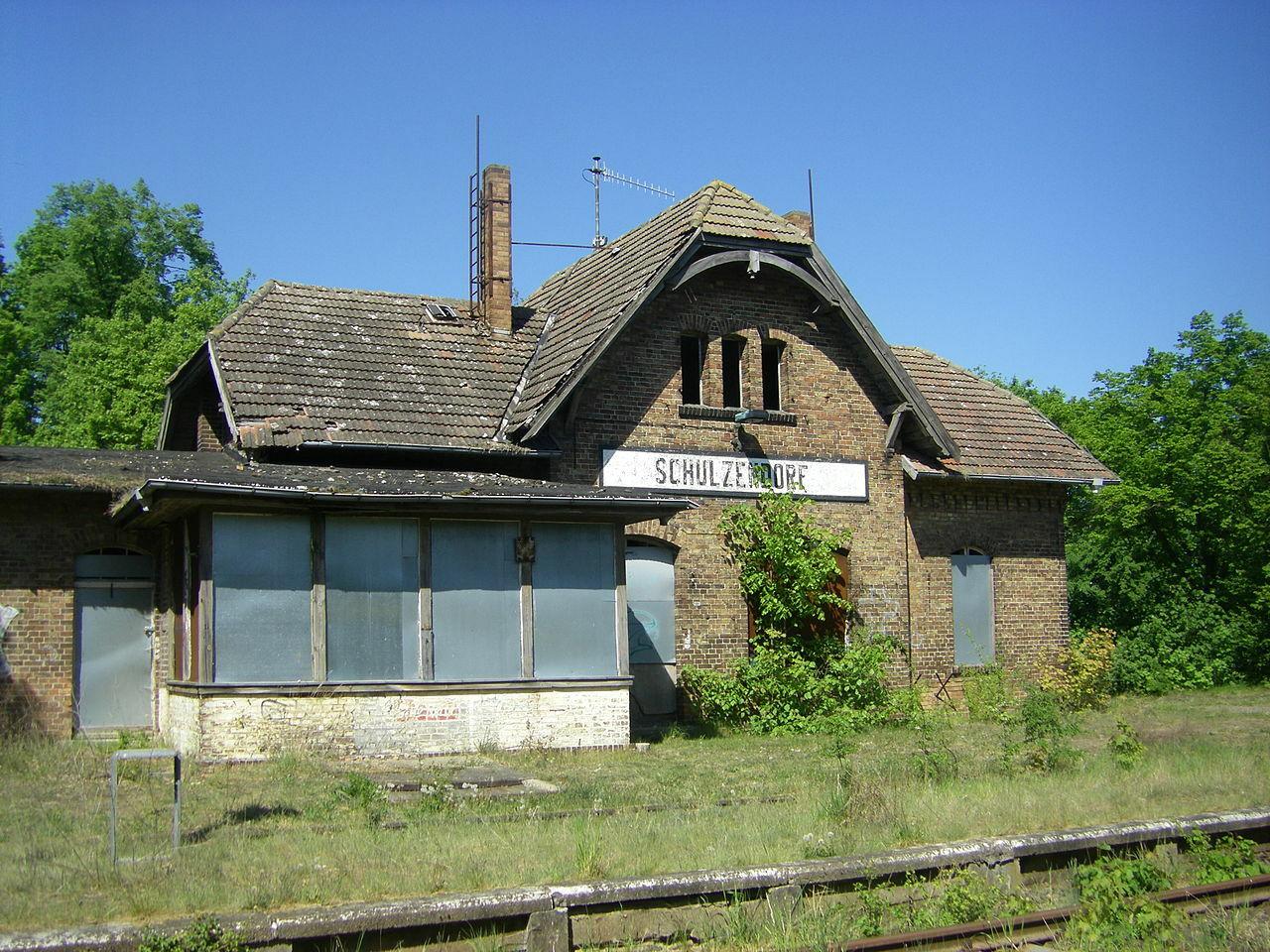Bahnhof Schulzendorf, 2009