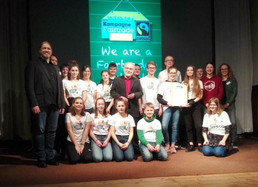 We are Fairtrade- School