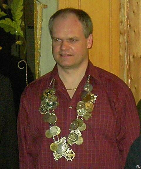 Schützenkönig 2013 Breu Sigfried